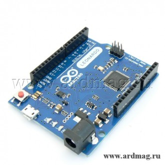 Arduino Leonardo R3 + кабель