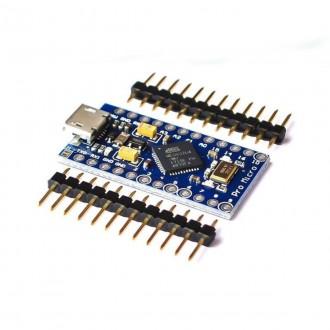 Arduino Pro Micro 5В/16МГц