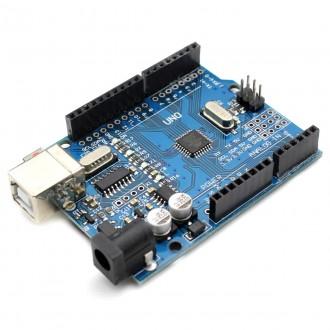 Arduino UNO R3 на CH340G