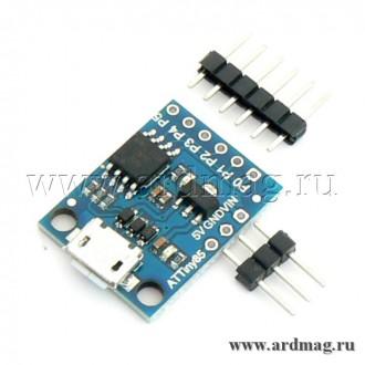 Attiny85 Micro-USB