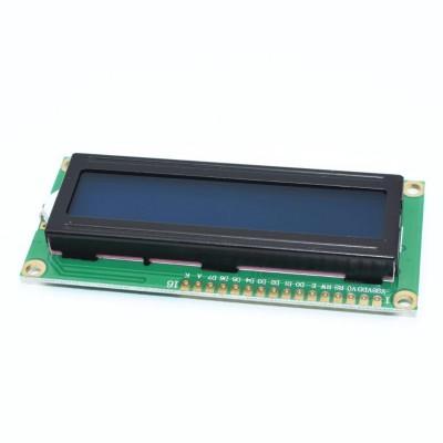 Дисплей LCD1602A, синий