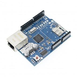 Arduino UNO Ethernet Shield W5100