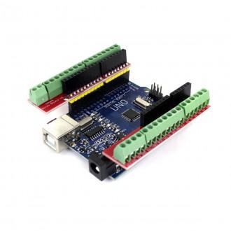Screw Wings Shield v2 для Arduino UNO