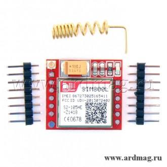 GMS/GPRS модуль SIM800L