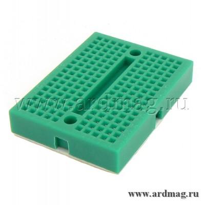 Макетная плата SYB-170, зеленый