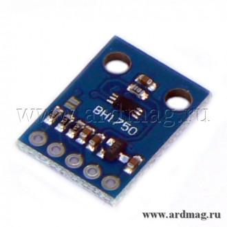 Цифровой датчик уровня освещенности GY-302 (BH1750)
