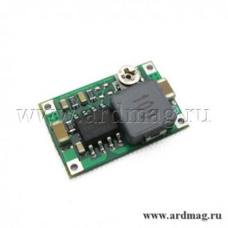 Регулируемый понижающий преобразователь Mini360 на базе MP2307