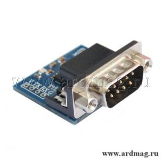 Конвертер RS232-TTL