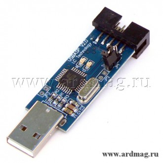 Программатор LC-01 AVR USBASP для Attiny и ATMega