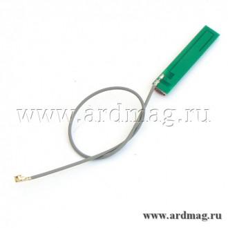 GSM/GPRS антенна, разъем IPEX (PCB)