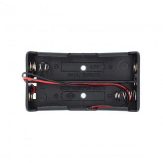 Батарейный отсек для аккумулятора 2x18650