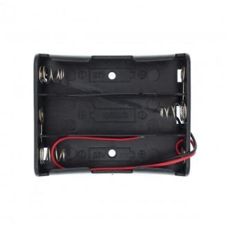 Батарейный отсек для аккумулятора 3x18650