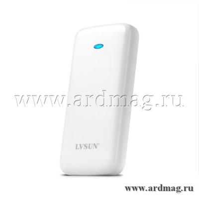 Внешний аккумулятор LVSUN LS-B400 4000mAh, белый