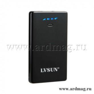 Внешний аккумулятор LVSUN LS-B300 3800mAh, черный