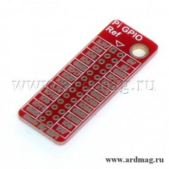 GPIO REF Board для Raspberry PI 2/3