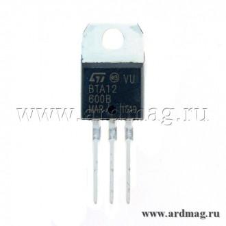 Симистор BTA12-600В