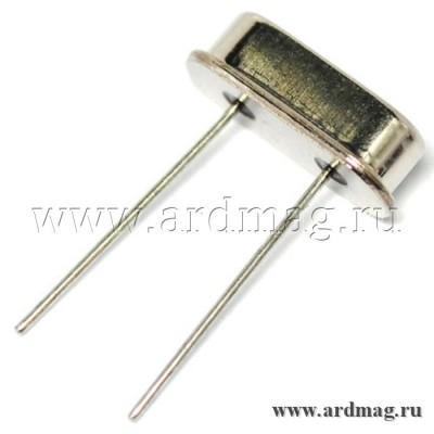 Кварцевый резонатор HC-49S 16 МГц