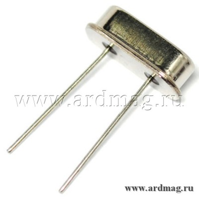 Кварцевый резонатор HC-49S 8 МГц