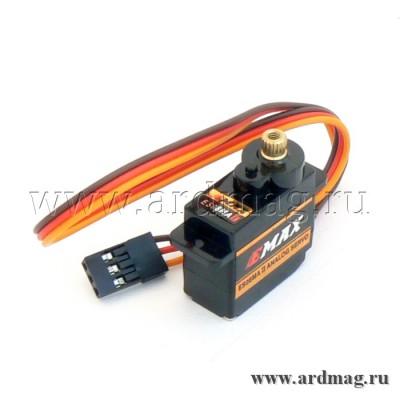 Сервопривод EMAX ES08MA-II, аналоговый
