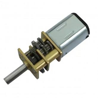 Мотор N20 6 В, 10 об/мин