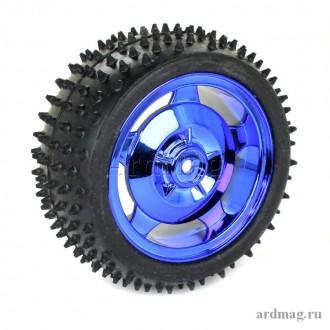 Колесо 85 мм, синий
