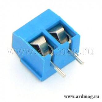 Клеммник К301-2P на 2 провода