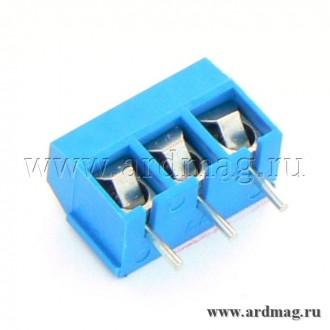 Клеммник К301-3P на 3 провода