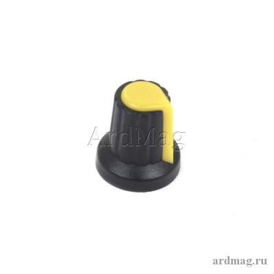 Радиатор алюминиевый 14*14*6мм