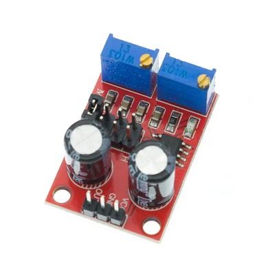 Генератор импульсов на базе таймера NE555