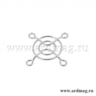 Защитная решетка для вентилятора 40*40мм.