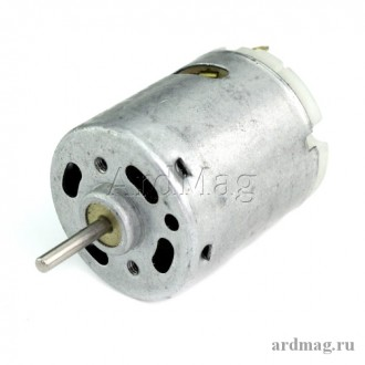Мотор 365 12 В 10885 об/мин