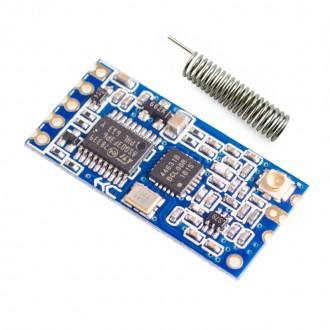 Беспроводной модуль HC-12 SI4463
