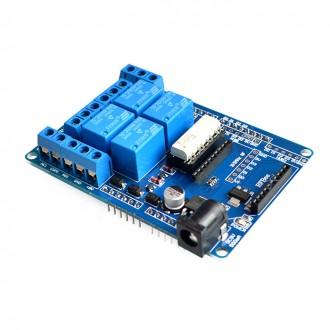 Relay shield V1.3 для Arduino UNO/Mega