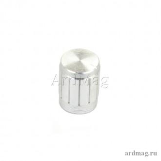 Ручка для потенциометра Q13*17B, серебро