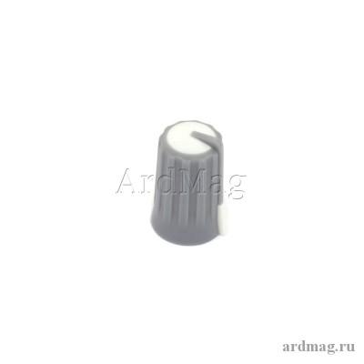Ручка для потенциометра CZ3-B101, белый