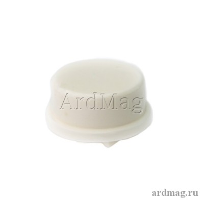 Колпачок для тактовой кнопки 12*12*7.3мм, белый