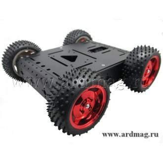 Платформа 4WD-9В77, черный
