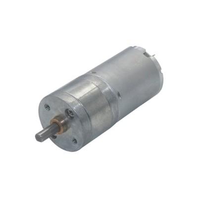 Мотор-редуктор 25GA-370 6 В, 12 об/мин