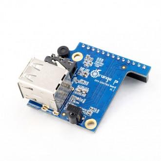 USB Shield для Orange Pi Zero