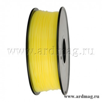 PLA пластик YouSu 1.75мм 1кг, желтый