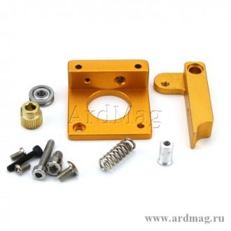 Механизм для подачи пластика в экструдере MK8 (правый)