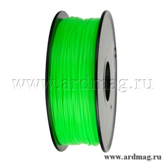 PLA пластик YouSu 1.75мм 1кг, зеленый