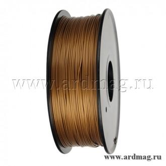 ABS пластик YS 1.75мм, золотой