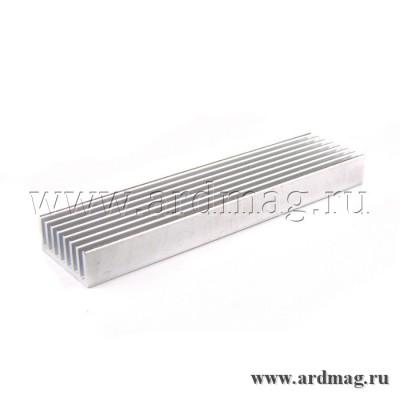 Радиатор алюминиевый 100*25*10мм