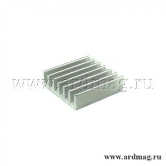 Радиатор алюминиевый 20*20*6мм