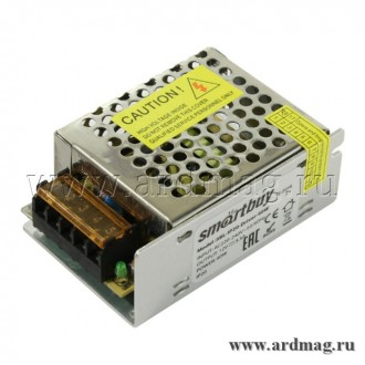 Блок питания 12В/3.3А 40 Вт (SBL-IP20-Driver-40W)