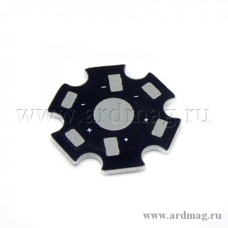 PCB под светодиод