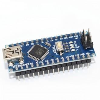Arduino Nano V3 на CH340G USB Mini