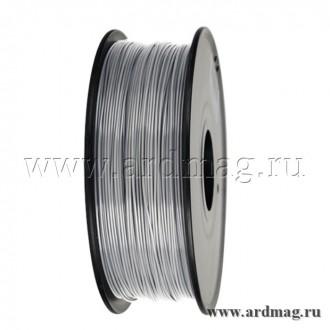 PLA пластик YouSu 1.75мм 1кг, серебро
