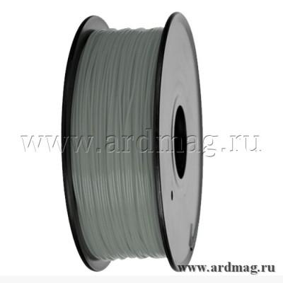 PLA пластик YouSu 1.75мм 1кг, серый